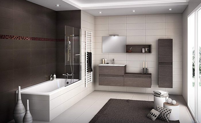 R alisation de votre salle de bains cl s en main toulouse - Specialiste salle de bain toulouse ...